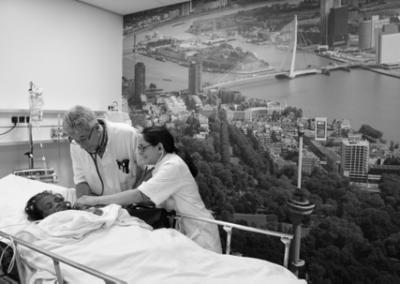 Acute geneeskunde is binnen onze maatschap een speerpunt.